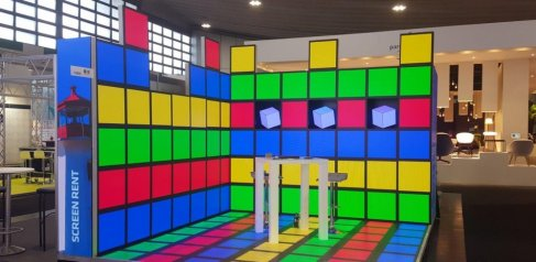 MAGIC CUBE LED